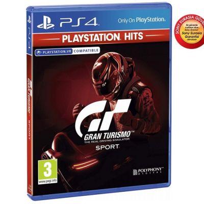 Gran Turismo Sport Standart Edition (PS4)