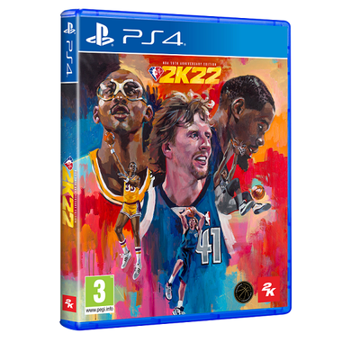 Sony - NBA 2K22 75th Anniversary Edition (PS4)