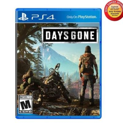 PS4 Days Gone Oyun
