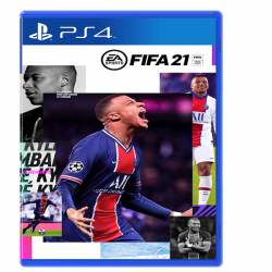 Aral - PS4 FIFA 21 Standard Edition