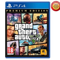 Sony - PS4 Grand Theft Auto V Premium Edition