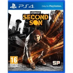PS4 inFAMOUS Second Son - Thumbnail