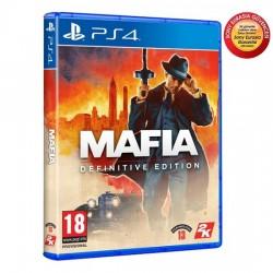 Sony - PS4 Mafia Definitive Edition Oyun