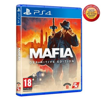 PS4 Mafia Definitive Edition Oyun