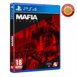 Sony - PS4 Mafia Trilogy Oyun