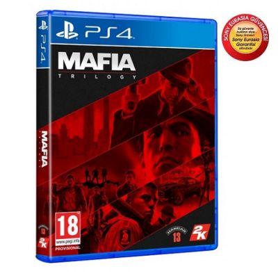 PS4 Mafia Trilogy Oyun
