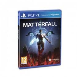 Sony - PS4 MATTERFALL