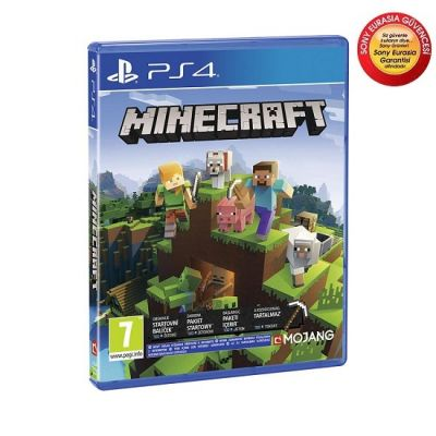 PS4 Minecraft Bedrock Edition Oyun