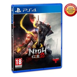 Sony - PS4 Nioh 2