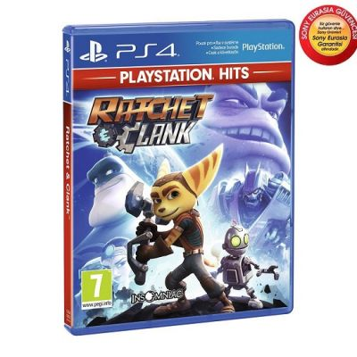 PS4 Ratchet & Clank - Türkçe Dublaj