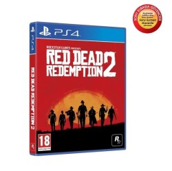 Sony - PS4 Red Dead Redemption 2