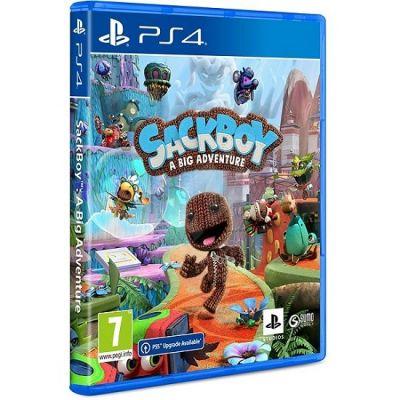 PS4 Sackboy: A Big Adventure Oyun