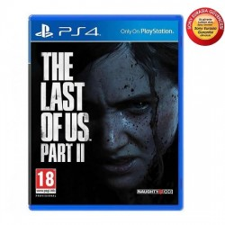 Sony - PS4 The Last of Us Part 2 Türkçe