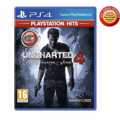 PS4 Uncharted 4 Bir Hırsızın Sonu
