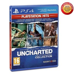 Sony - PS4 Uncharted Collection (HITS)
