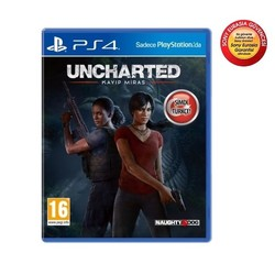 Sony - PS4 Uncharted: Kayıp Miras HITS
