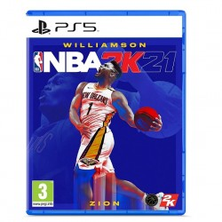 Sony - PS5 NBA 2K21 Oyun