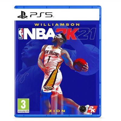 PS5 NBA 2K21 Oyun