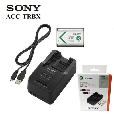 Sony ACC-TRBX Pil ve Adaptör Kit