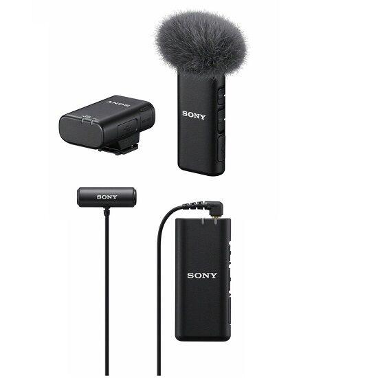 Sony ECM-W2BT Kablosuz Mikrofon