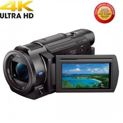 Sony - SONY FDR-AX33 4K Video Handycam Kamera