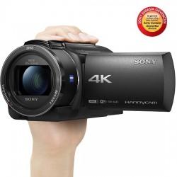 Sony - Sony FDR-AX43 Exmor R™ CMOS sensörlü 4K Handycam