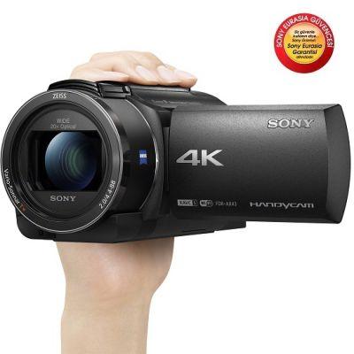 Sony FDR-AX43 Exmor R™ CMOS sensörlü 4K Handycam