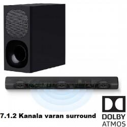 Sony - Sony HT-G700 3.1 Kanal Dolby Atmos Sound Bar