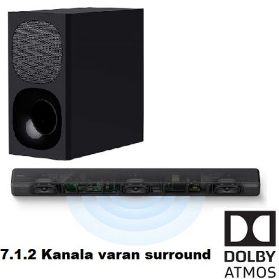 Sony HT-G700 3.1 Kanal Dolby Atmos Sound Bar