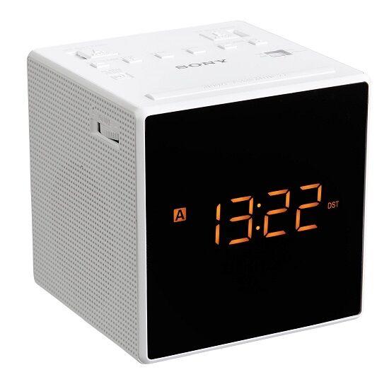 Sony ICF-C1TW Çift Alarmlı Saatli Radyo
