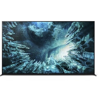 Sony - Sony KD-85ZH8 85 inch 8K Android LED TV