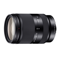 Sony - Sony SEL-18200LE E Adaptörlü Objektif