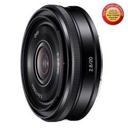Sony - Sony SEL-20F28 E Adaptörlü Objektif