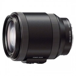 Sony - Sony SEL-P18200 E Adaptörlü Objektif