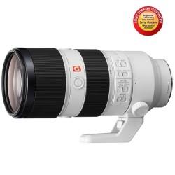Sony - Sony SEL70200GM FE 70-200mm f / 2.8 GM OSS Objektif