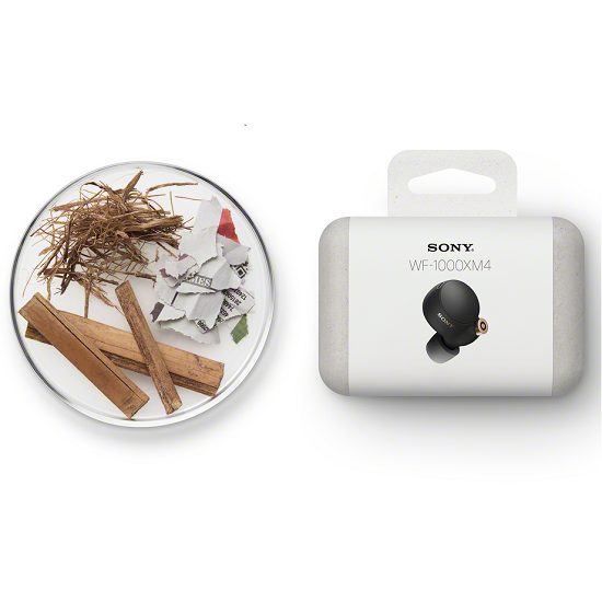 Sony WF-1000XM4 Kablosuz Kulaklık Siyah