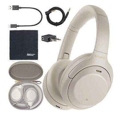 Sony WH-1000XM4 Kulak Üstü Kulaklık - Thumbnail