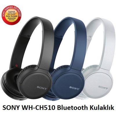Sony WH-CH510 Bluetooh Kulak Üstü Kulaklık