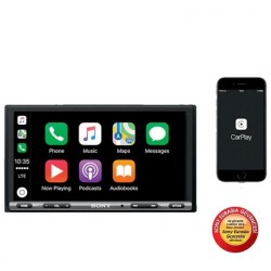 Sony - Sony XAV-AX3005DB Multimedya CarPlay Android Auto Double