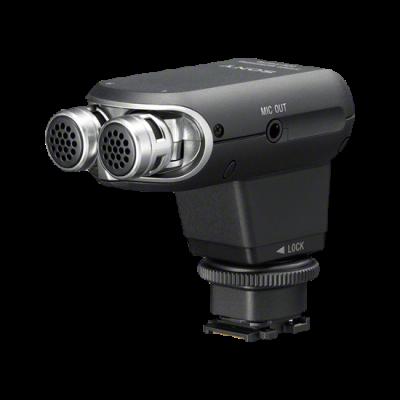 Sony ECM-XYST1M Çoklu Arayüz Yuvası için Stereo Mikrofon