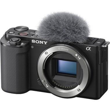 Sony - Sony ZV-E10 Body Değiştirilebilir lensli video blog fotoğraf makinesi
